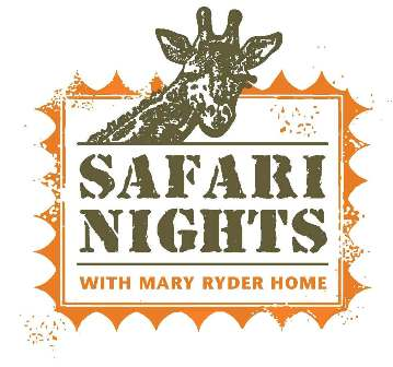 Safari Nights Auction Logo 2012